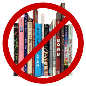 no books