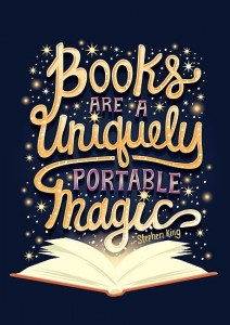books magic