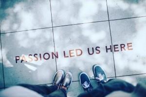 passion led