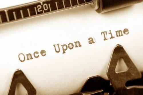writing story